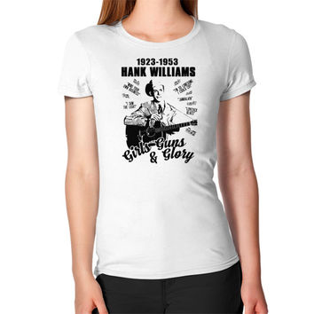 Hank williams Women's T-Shirt