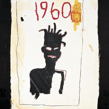 Untitled (1960) 1983 Jean-Michel Basquiat Art Print