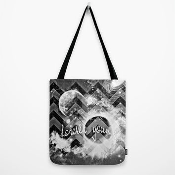 forever young Tote Bag by Haroulita