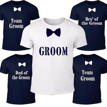Groom t-shirt,  Groomsmen Shirt, Bachelor Party, Groom shirt,  Groom gift,  Groomsmen Tshirt, Groom top, groom, groomsmen gift