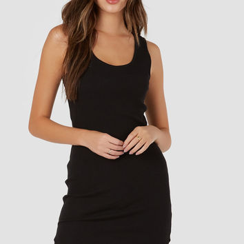 Rib For The Moment Dress