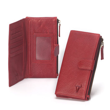 Ladies Leather Wallet [9026234755]