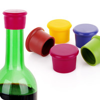 Wine Bottle Stopper Silicone