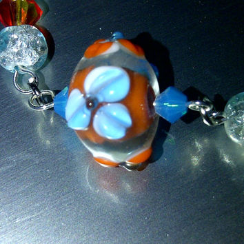 Orange Blossom Bracelet
