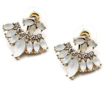 Crystal Double Sided Ear Jacket