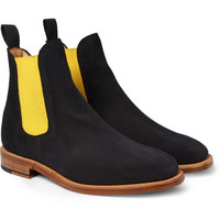 Mark McNairy Suede Chelsea Boots | MR PORTER