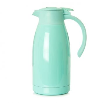 Aqua Blue Thermal Tea Carafe