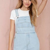 RES Denim Sadie Shortalls