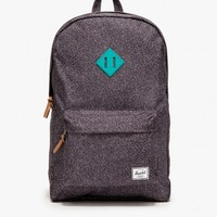 Herschel Supply Co. Heritage in Speckle w/ Teal