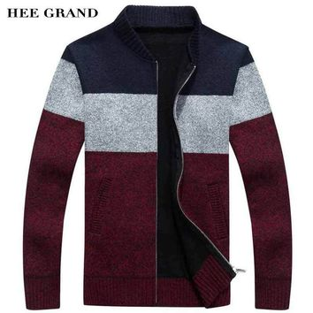 Men Fashion Style Thick Sweater Stand