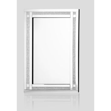 Rectangle Wall Accent Mirror