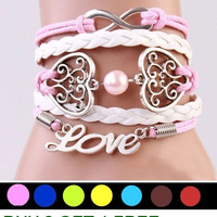 Super Cute Knitted Charm Bracelet (Buy 2 Get 1 Free) = 1958134660