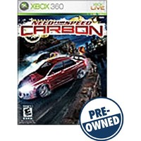 Need for Speed: Carbon — PRE-OWNED - Xbox 360