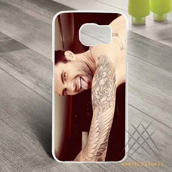 AdamLevine 3 Custom case for Samsung Galaxy