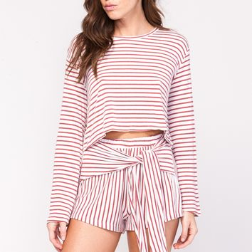 Justine Cropped Top