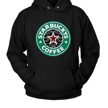 Bucky Barnes The Winter Soldier Coffee Hoodie Two Sided