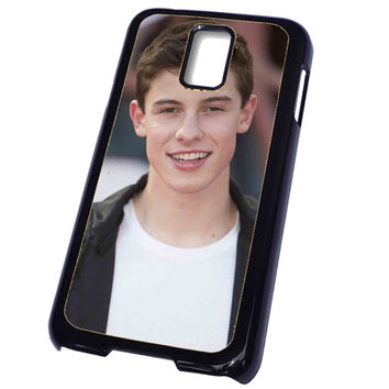 Shawn Mendes smile FOR SAMSUNG GALAXY S5 CASE**AP*