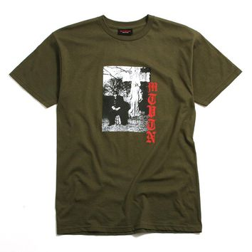 Notorious T-Shirt Olive
