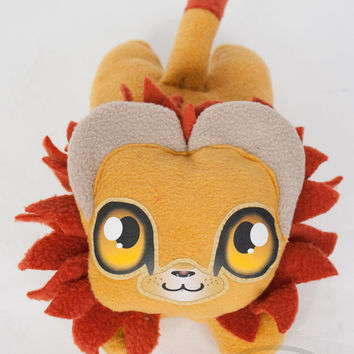 Lion- Lemon Squeezies, adorable, cute, plush, lemon, mini, pillow