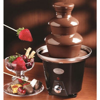 The Chocolate Fondue Fountain