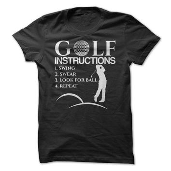 Golf Instructions