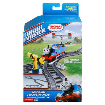 thomas & friends raceway expansion pack