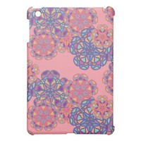 Colorful Mandala Flowers Pattern Case For The iPad Mini