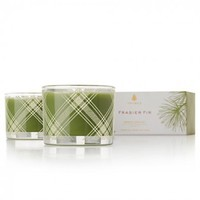Frasier Fir - 2 Candle Set - $34.00 - Frasier Fir - The Beadcage - Jewelry & Gift