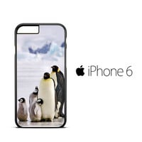 penguins Y1986 iPhone 6 Case