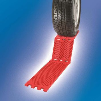 Foldable Tire Traction Mats