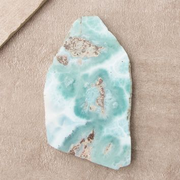 Free Form Larimar - One of a Kind