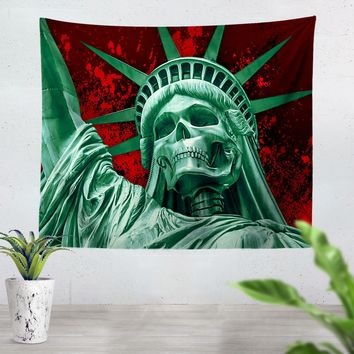 Liberty Or Death Tapestry