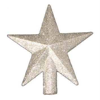 Star Christmas Tree Topper - Not Lit