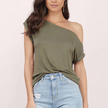Kaili Off The Shoulder Top