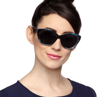 ModCloth Cosmic Starry Eyed Sunglasses