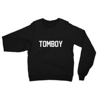 Tomboy Crew Neck Sweater