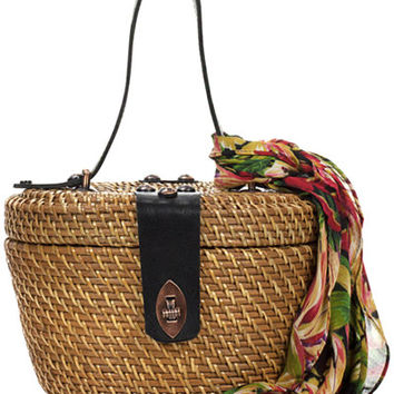 Patricia Nash Caselle Small Basket Bag - Handbags & Accessories - Macy's