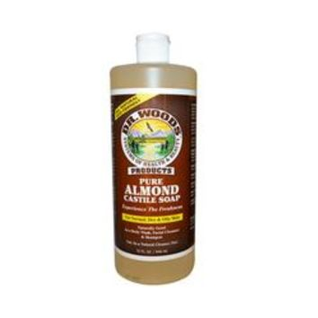 Dr. Woods Pure Castile Soap Almond (32 fl Oz)