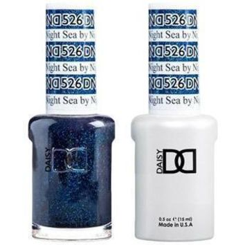 DND - Gel & Lacquer - Sea by Night - #526