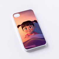 monster inc boo iPhone 4/4S, 5/5S, 5C,6,6plus,and Samsung s3,s4,s5,s6