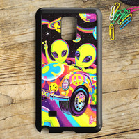 Lisa Frank Neon Tiger And Monkey 90S Samsung Galaxy Note 5 Case | armeyla.com