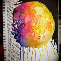 "Kid Cudi ""Man On The Moon"""