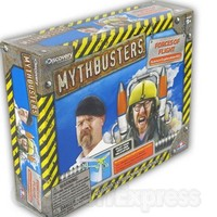 Mythbusters Forces Of Flight Science Kit