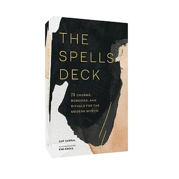 The Spells Deck (Charms, Remedies, and Rituals for the Modern Mystic)