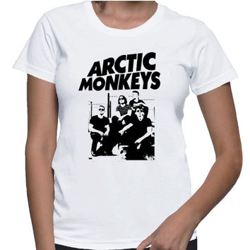 Arctic Monkeys 2 For Women T-shirt