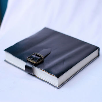 Leather Journal Diary Notebook for Men and Women, Travel Journals and Diary, Handmade and Leather Journal with lock