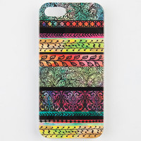 Tapestry Fusion Iphone 5/5S Case Multi One Size For Women 23666995701
