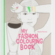 Art Therapy: My Fashion Colouring Book: 100 Fashion Items To Colour In Hardcover Book White Combo One Size For Women 27356316701