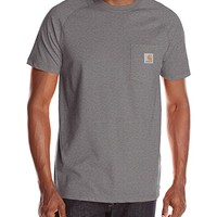 Men's Force Cotton Short Sleeve T-Shirt Relaxed Fit