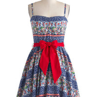 Lend Me a Handkerchief Dress | Mod Retro Vintage Dresses | ModCloth.com